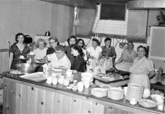 Red Hook American Legion Post dinner meeting 1956 (3)