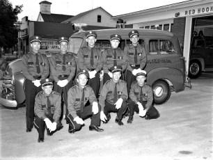 Red Hook Firemen early 60s