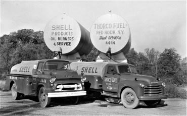 Thorco Fuel Fleet Red Hook 1955