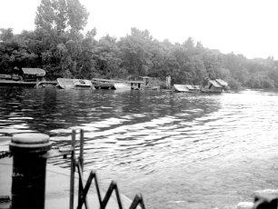 Rhinebeck Ferry 1947