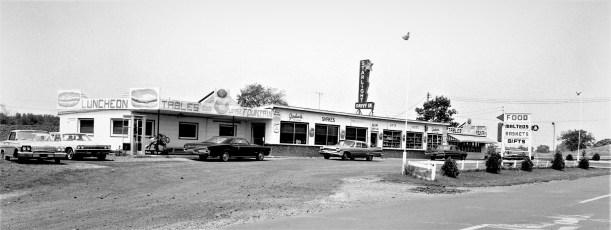 Starlight Drive In Rt. 82 Taghkanic 1967