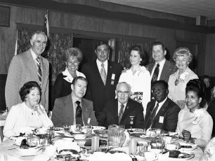 Northern Col. Lions 25th Anniversay with sponsor G'town Lions 1973 (2)
