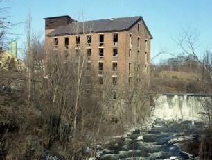 Old Mill Valatie 1973