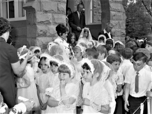 St. John the Baptist Church 1st. Communion Valatie 1973 (3)