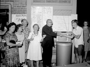 St. John's Roman Catholic Church Bazaar Kinderhook 1964 (4)