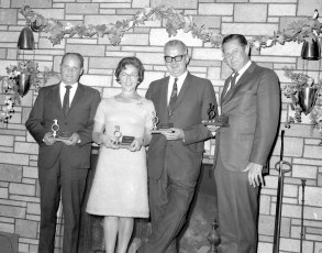 Winding Brook C. C. Awards Night Valatie 1967 (3)