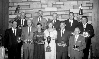 Winding Brook CC Awarding of Trophies Valatie 1966 (1)