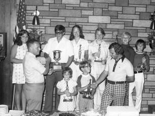 Winding Brook CC Youth Awards Valatie 1973