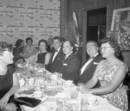 Winding Brook Country Club Grand Opening Banquet April 1963 (2)