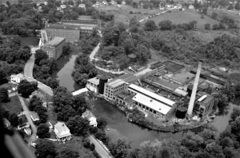 Stottville Mills aerial views 1955 (1)