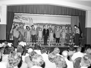 Stottville School Play 1962 (2)