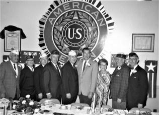 American Legion Post 184 Hudson 1968