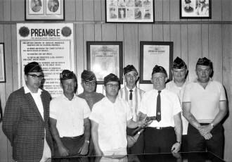 American Legion Post Philmont 1968