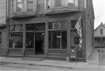 Philmont Post Office 1961