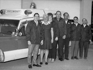 Philmont Rescue Squad 1972
