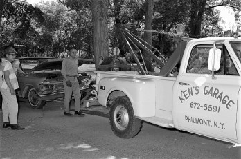 Philmont Rescue Squad disaster drill 1970 (5)