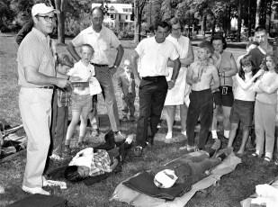 Philmont Rescue Squad disaster drill 1970 (6)