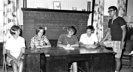Philmont Summer Youth Program 1967 (1)