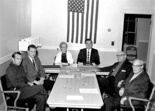 Philmont Town Board 1964