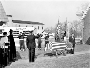 St. Marks Church Memorial Service for General MacArthur Philmont 1964 (1)