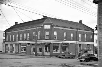 C.L. Moore Building Tivoli 1950s