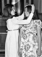 Crowning of Tivoli Queen 1974