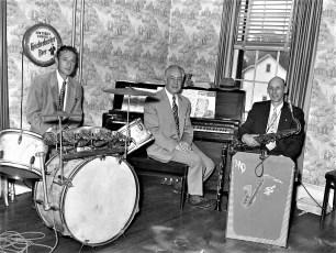The Vic Detrick Band Tivoli 1953