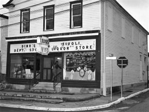 Dino's Dept & Liquor Store Tivoli 1977 (1)