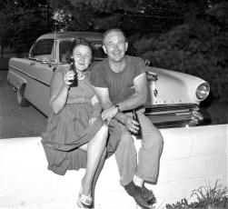 Honey & Ethel Rifenburgh 20th Anniv. Tivoli 1955 (1)