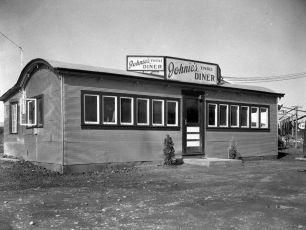 Johnies Diner Tivoli 1947
