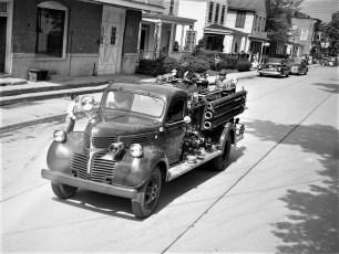 Memorial Day Parade Tivoli NY 1950 (2)