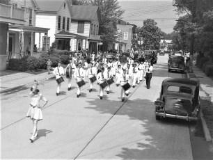 Memorial Day Parade Tivoli NY 1950 (5)
