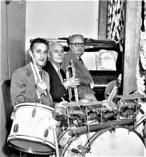 The Vic Detrick Band 1949