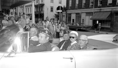 Tivoli American Legion New Flag Ceremonies 1963 (7)