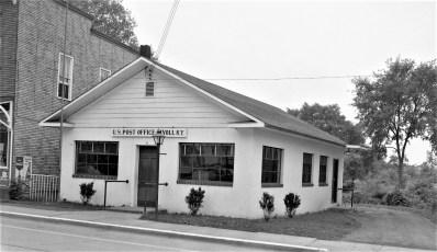 Tivoli Post Office 1958