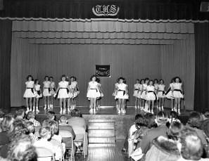 Tivoli Rockettes 1960 (1)