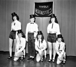 Tivoli Rockettes 1960 (7)