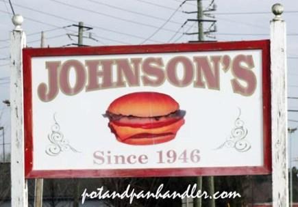 Johnson's Burgers... Nuff said.