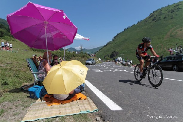 Tour de France, La Pierre Saint-Martin, 14 juillet 2015