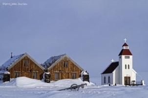 Modrudalur, la ferme la plus isolée d'Islande