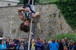 Mr.Le Directeur, Festival Cirque et Fanfares, Dole, 14 mai 2016