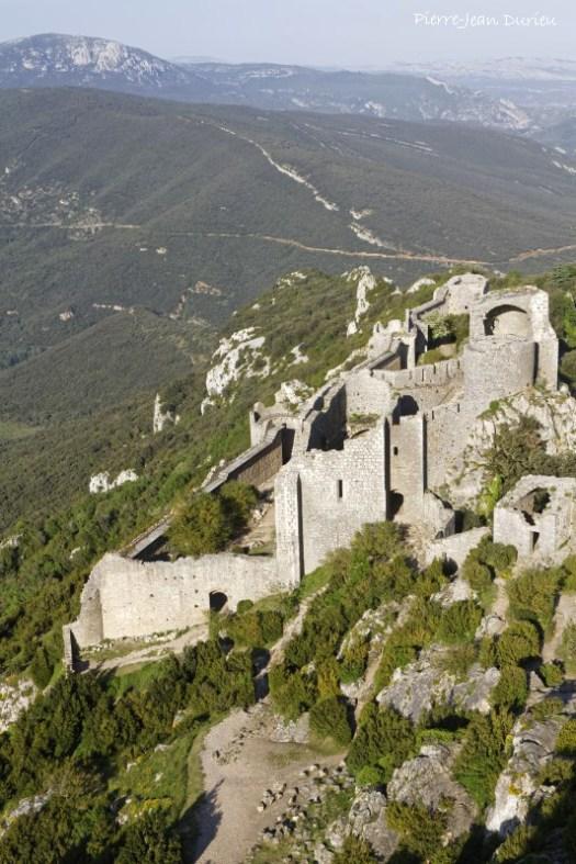 Chateau de Peyrepertuse, 27 mai 2016