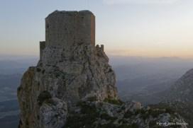 Chateau de Queribus, 27 mai 2016
