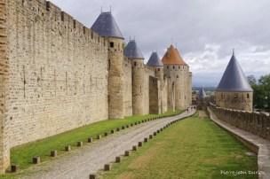 Remparts de Carcassonne, 29 mai 2016