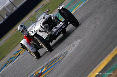 Plateau 1 : de 1923 à 1939, Le Mans, 10 juillet 2016