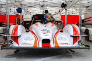 La voiture du champion, Chamrousse, Août 2016