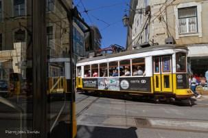 Croisement, Lisbonne, Avril 2017
