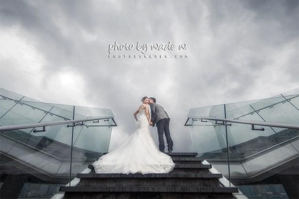 pre-wedding hong kong wedding photo by wade w. central tai o 大澳 中環 上環 尖沙咀