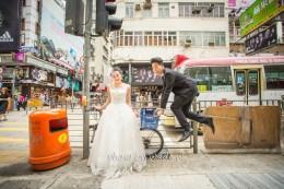 Pre-wedding Hong Kong Photo by Wade w. 旺角 自助婚紗 香港