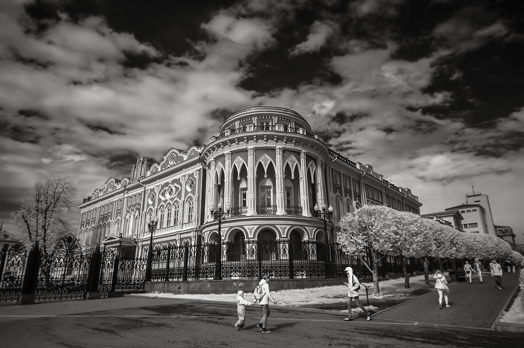 Фото дом Севастьянова в городе Екатеринбург